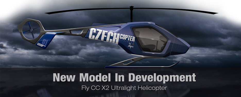 CZECHCOPTER Fly CC X2